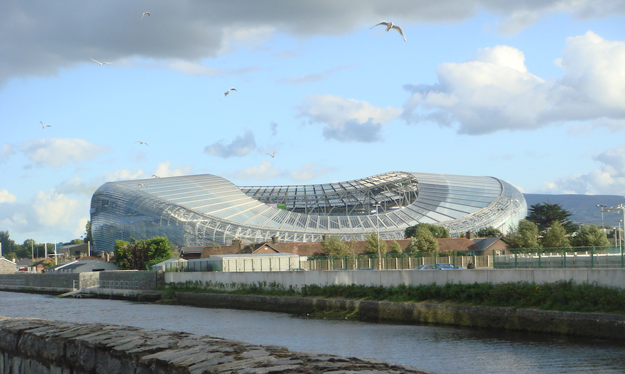 aviva stadium ireland