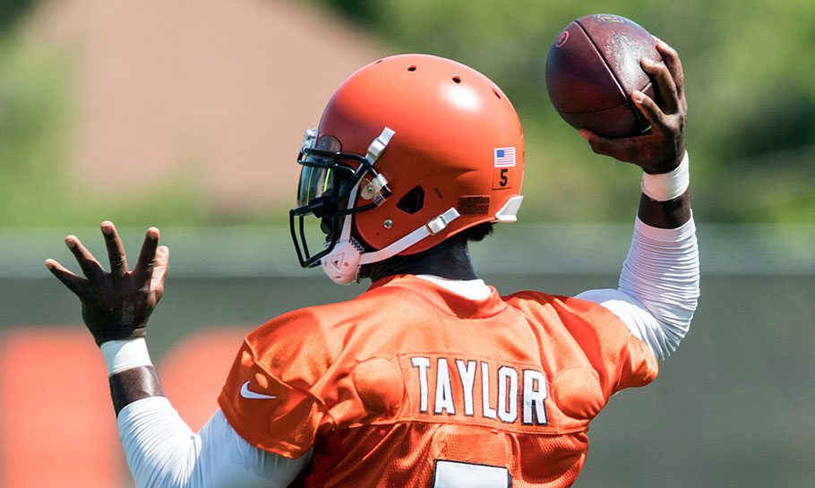 Cleveland Brown - Tyrod Taylor