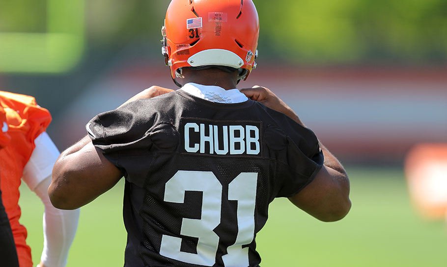 Cleveland Browns - Nick Chubb