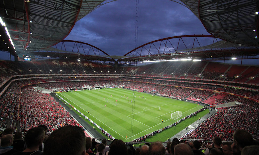 estadio da luz portugal