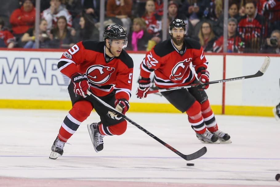 New Jersey Devil Taylor Hall