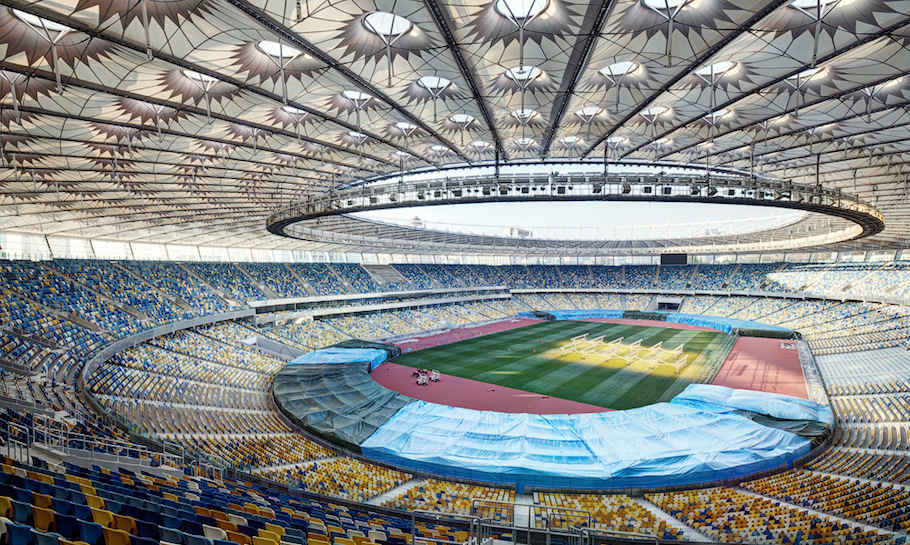 olympic stadium ukraine