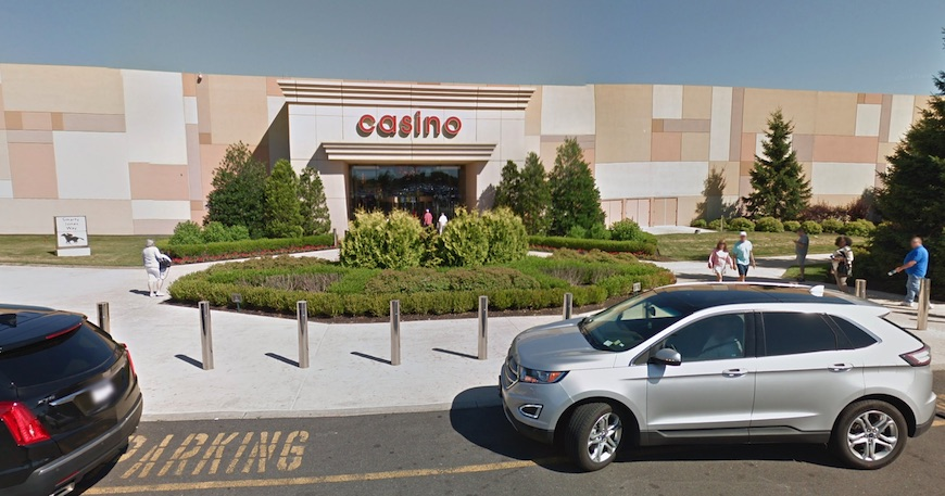 The exterior of Parx Casino in Pennsylvania