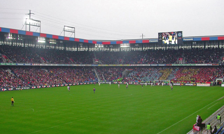 st jakob park stadium switzerland