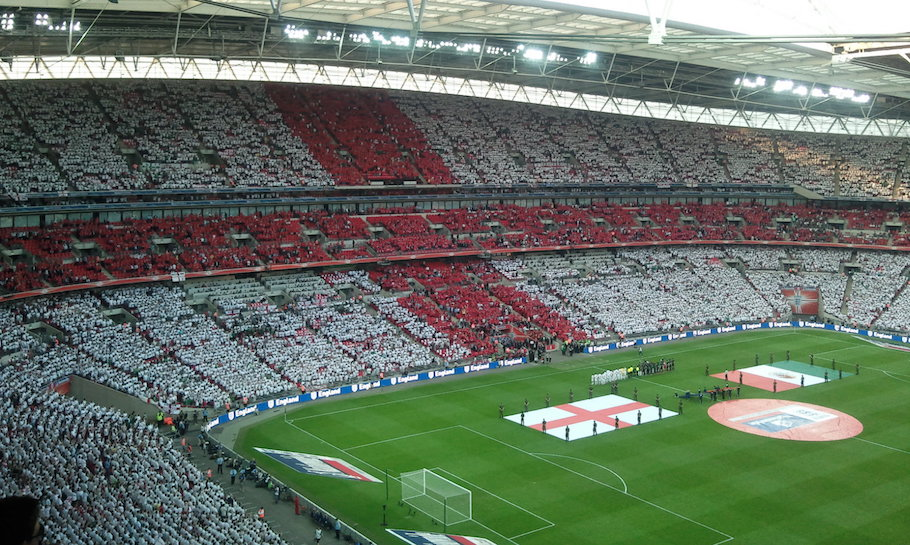 wembley stadium england