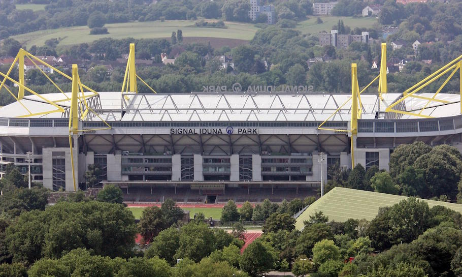 westfalenstadion germany