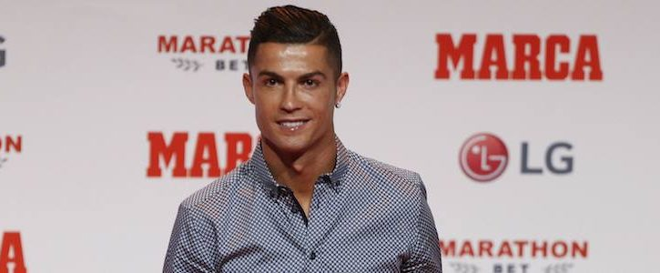 15 Things You Probably Didn't Know About Cristiano Ronaldo