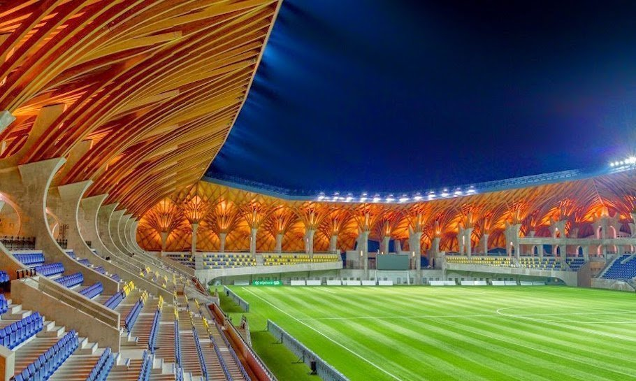 Most Beautiful Football Stadiums in the World