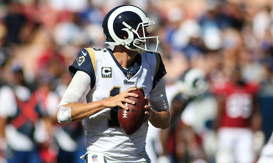 Los Angeles Chargers Vs. Los Angeles Rams