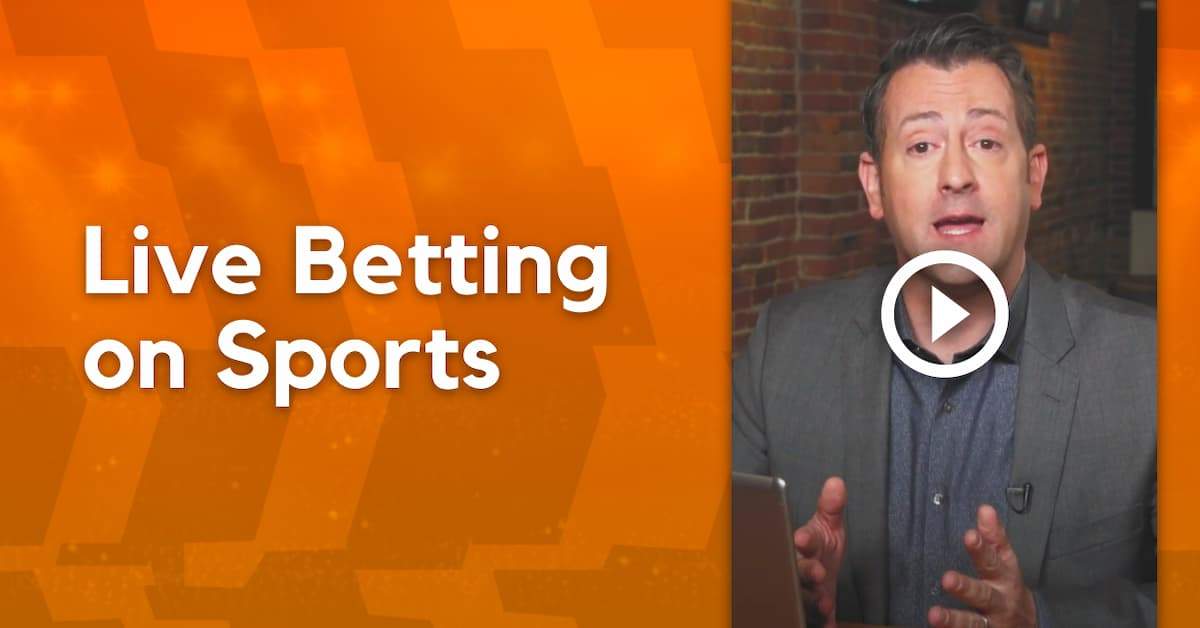 Guide to Live Betting, In-Play and In-Game Betting