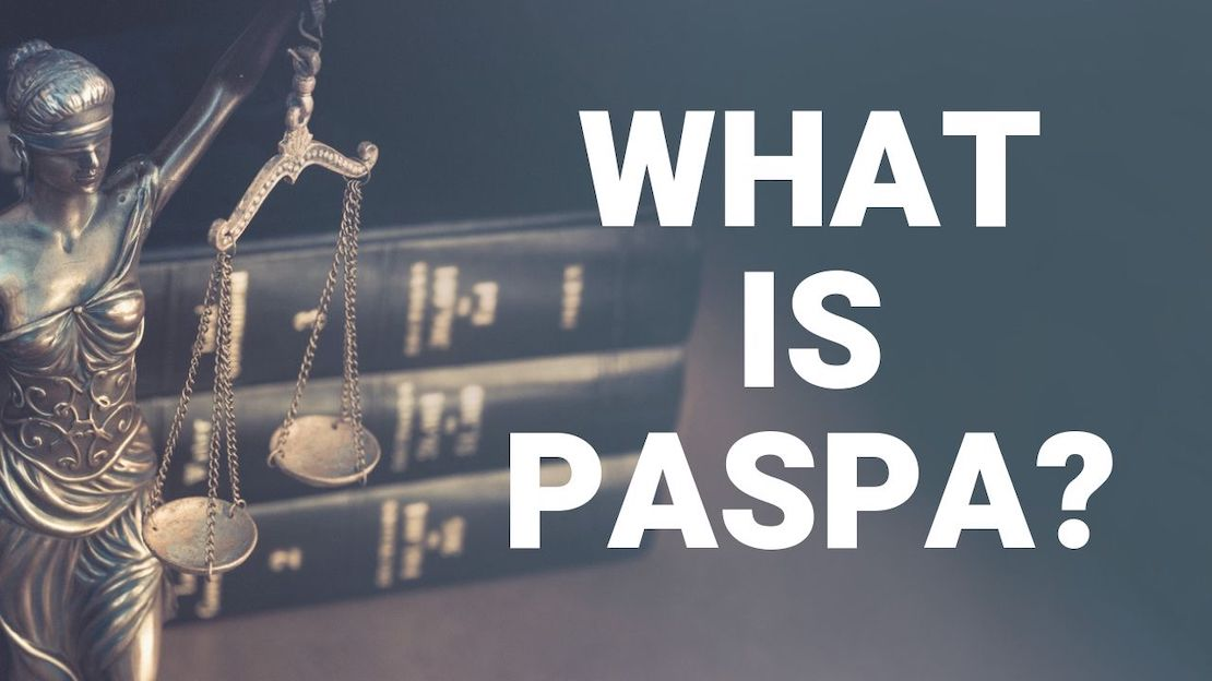 What is PASPA?