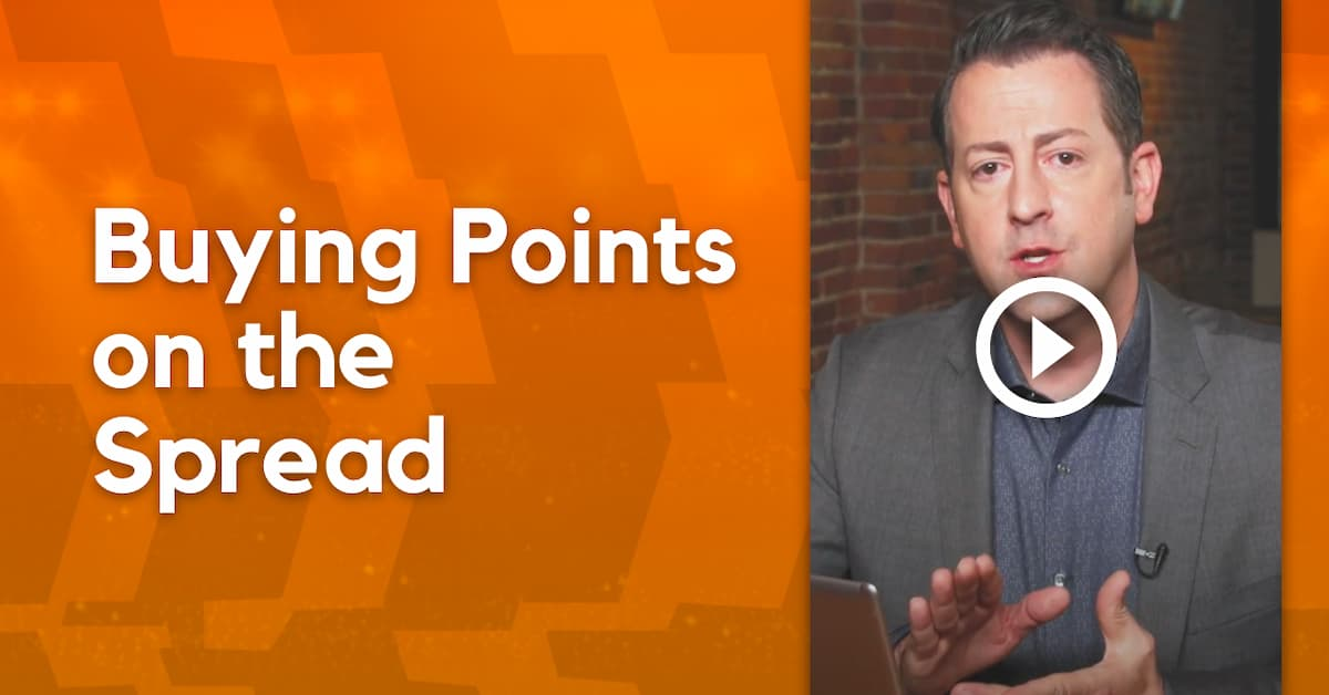 Should You Buy Points on Point Spread Bets?