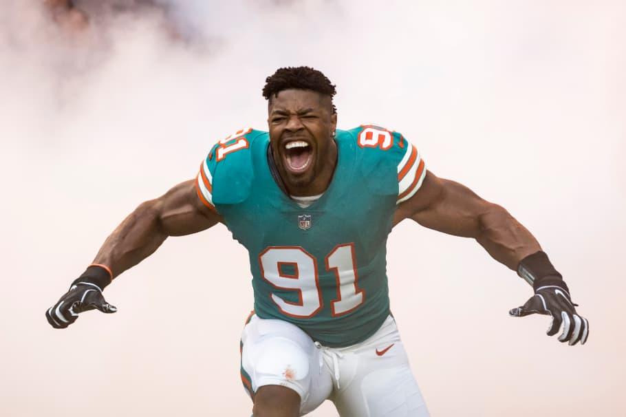 Cameron Wake Miami Dolphins