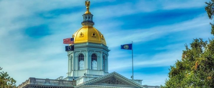 New Hampshire House Passes Bill for Legalized Sports Betting