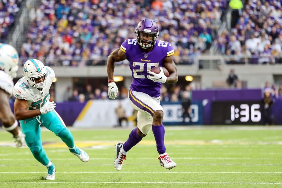 NFL Running Back Latavius Murray
