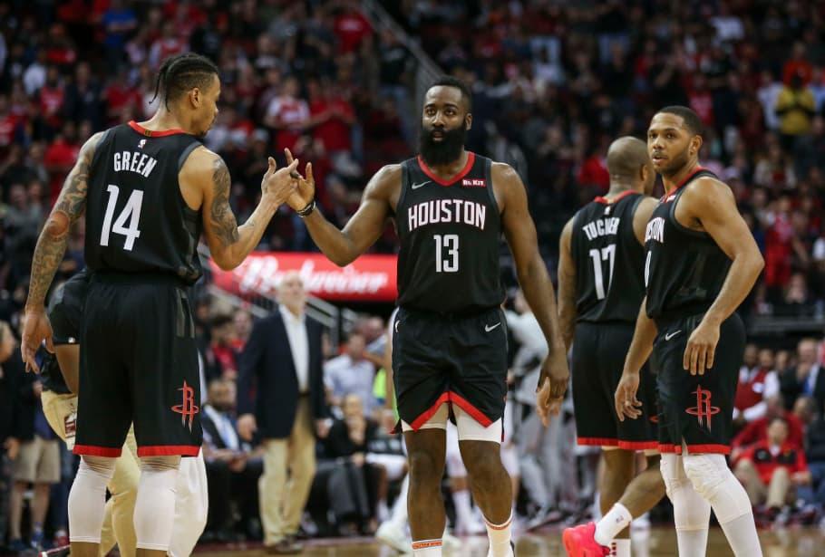 San Antonio Spurs vs Houston Rockets