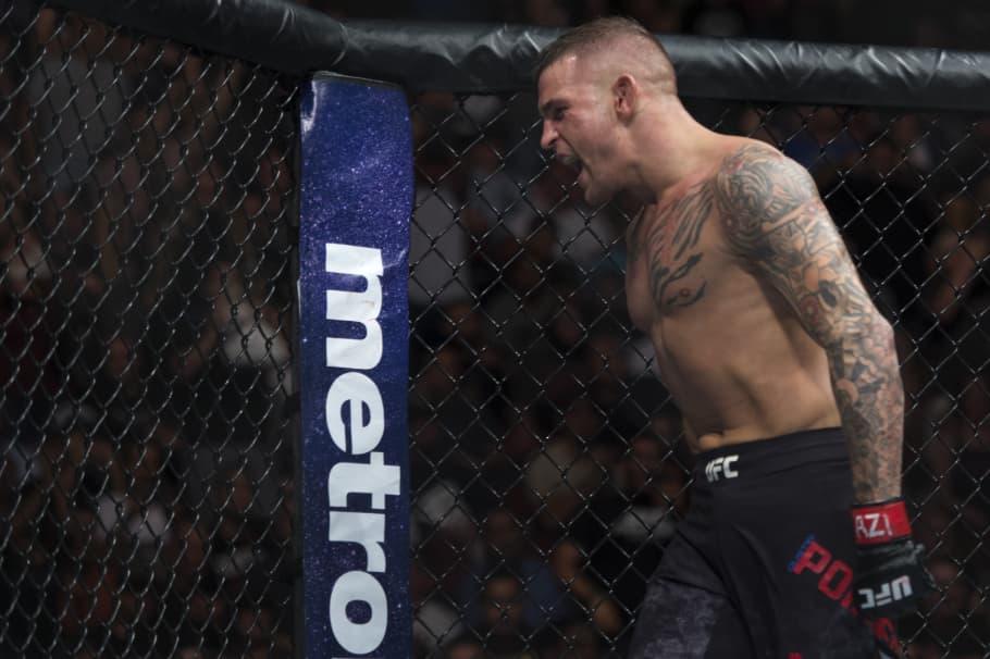 UFC Fight Night Barboza vs Gaethje