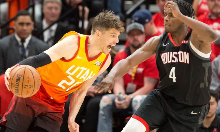 Rockets Jazz Odds