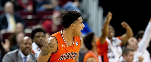 Road to the Final Four: Auburn Tigers - Recaps, Odds and Predictions