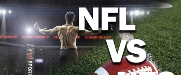 NFL vs. UFC: Revenue, Salaries, Viewership, Attendance and Ratings