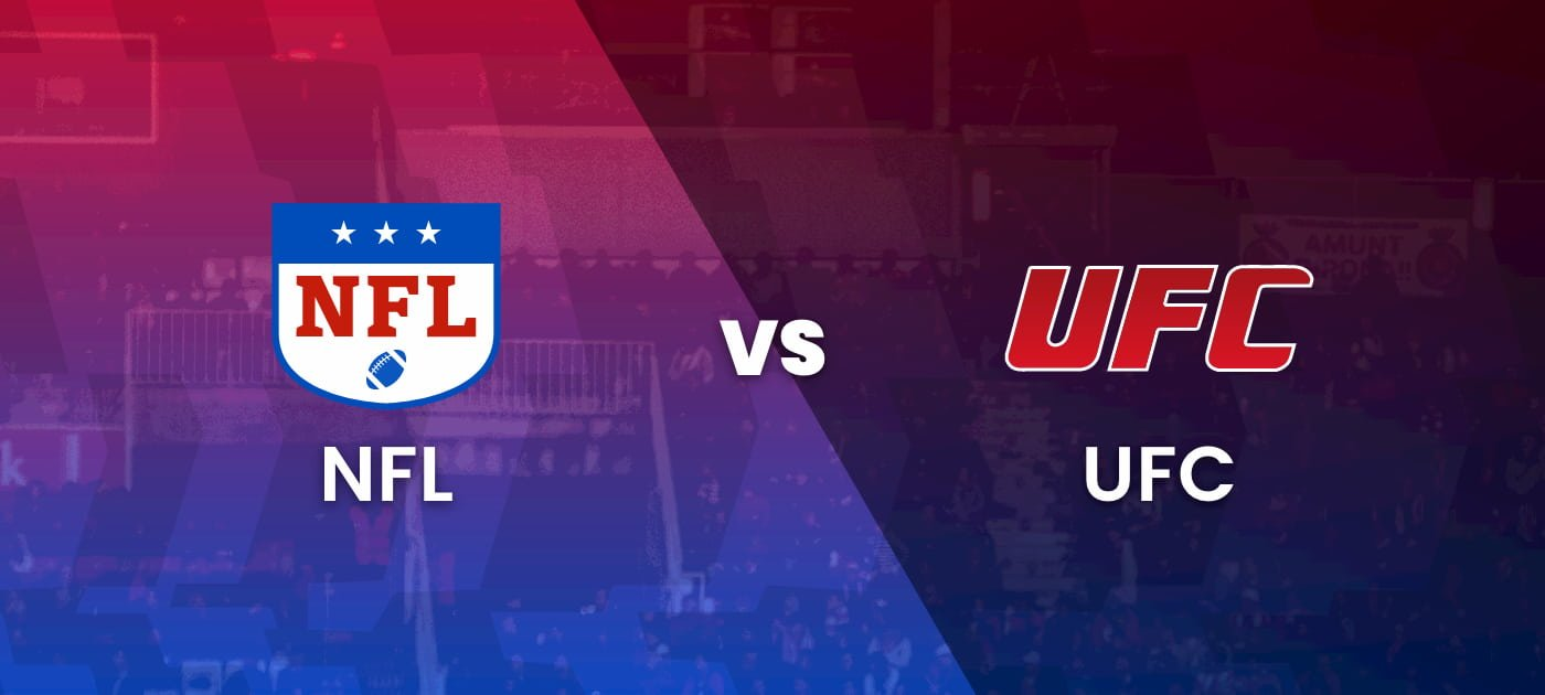 NFL vs UFC Comparison