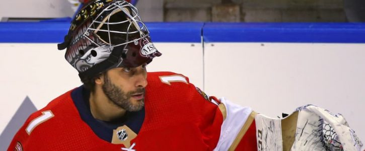 Roberto Luongo Announces Retirement from NHL