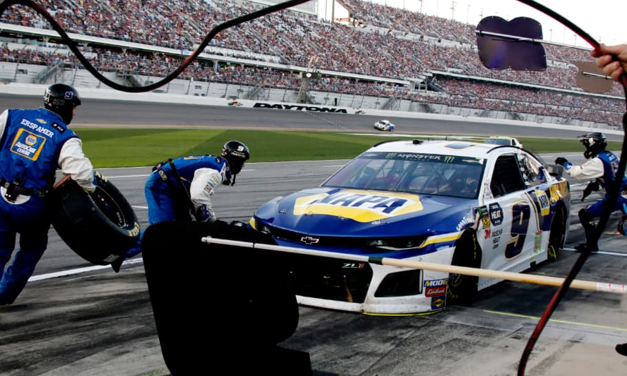 Daytona Perfect Track for Another Chevrolet Win