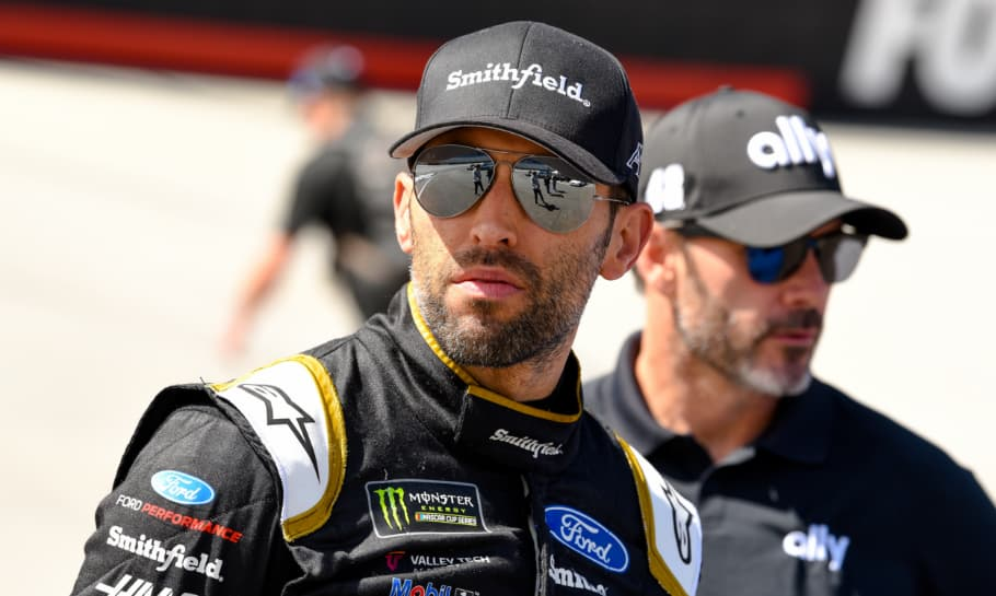 Jimmie Johnson Playoff Odds 2019