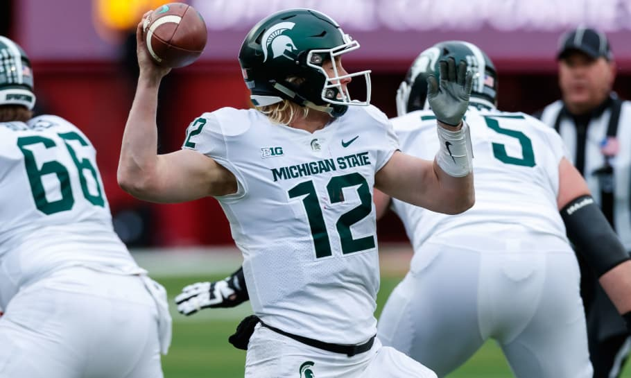 Michigan State Spartans Football Team Preview 2019