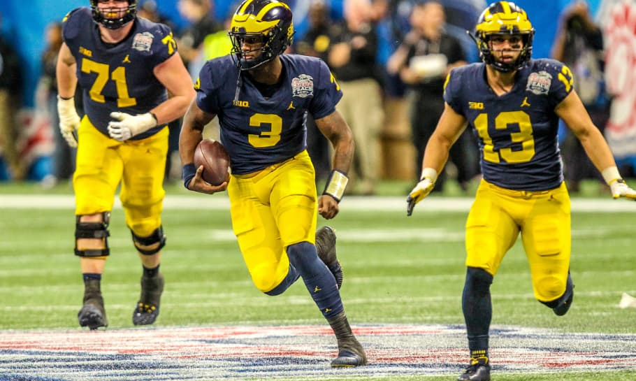 Michigan Wolverines Football Team Preview 2019