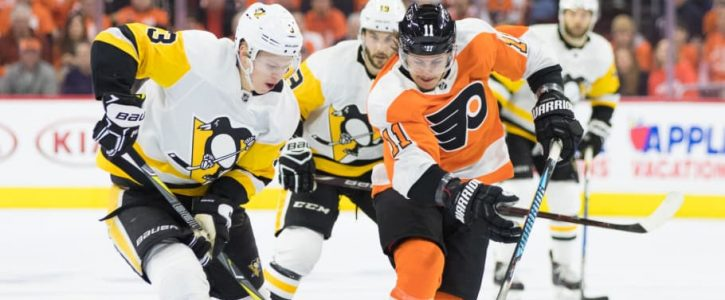 Sibling Rivalry in Pennsylvania: Flyers vs Penguins