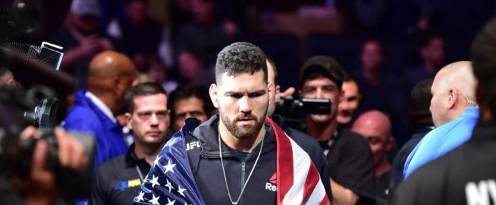 UFC Headlines - Weidman Set to Make Light Heavyweight Debut