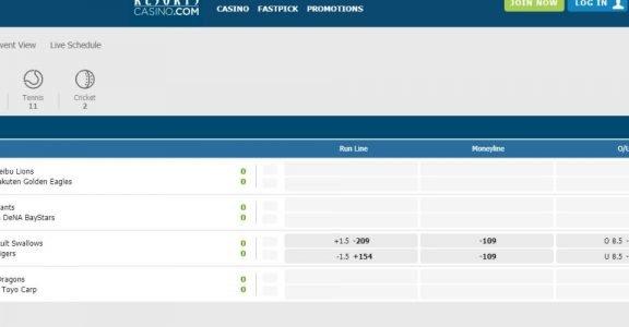Resorts casino slots online