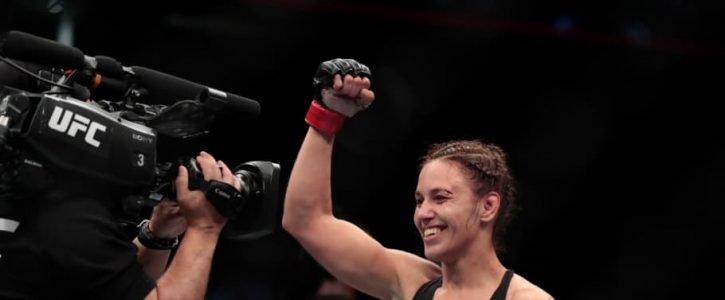 UFC Fight Night 156: Valentina Shevchenko vs Liz Carmouche 2