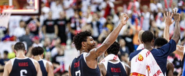 FIBA World Cup 2019 Quarter-Final - United States vs France: Predictions, Odds and Roster Notes