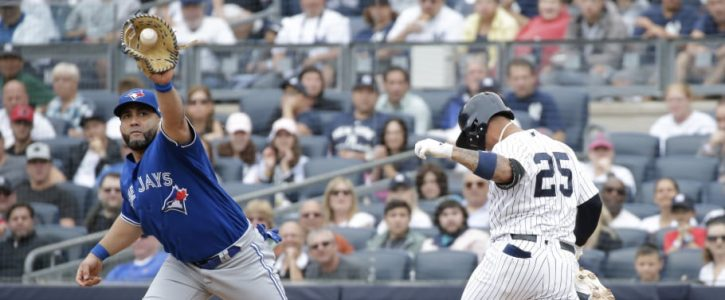 New York Yankees vs Toronto Blue Jays: Predictions, Odds and Roster Notes