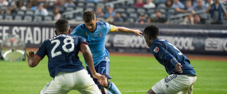 NYCFC vs New England Revolution: Predictions, Odds and Roster Notes