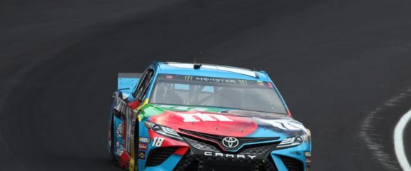 Toyota and Joe Gibbs Racing the Early Favorites for Richmond - Predictions and Odds