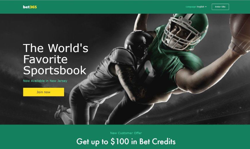 bet365 NJ Sportsbook
