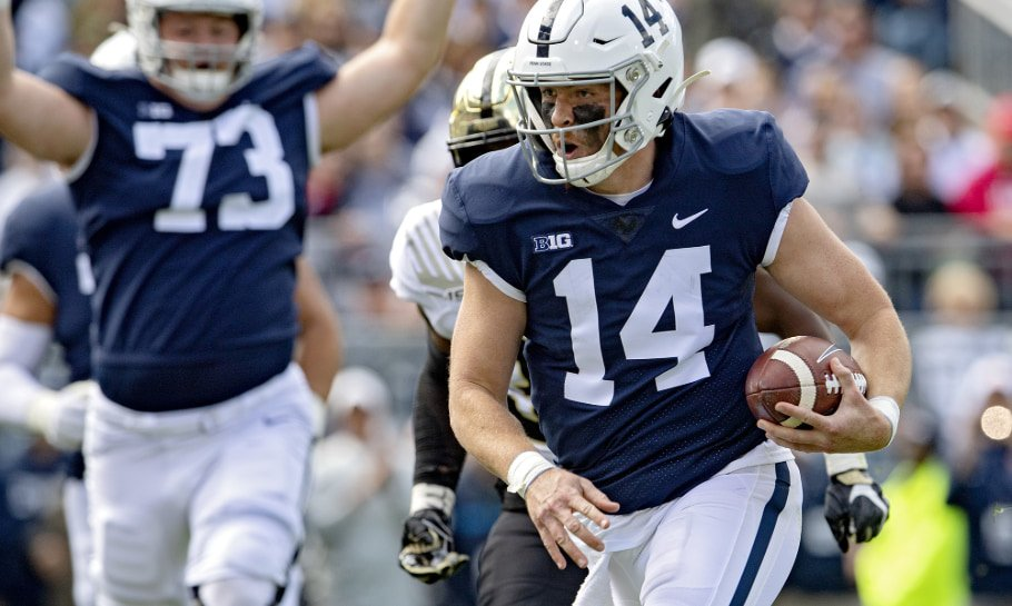 Michigan Wolverines vs Penn State Nittany Lions
