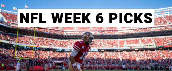 Nfl Week 6 Point Spreads Picks Predictions And Odds