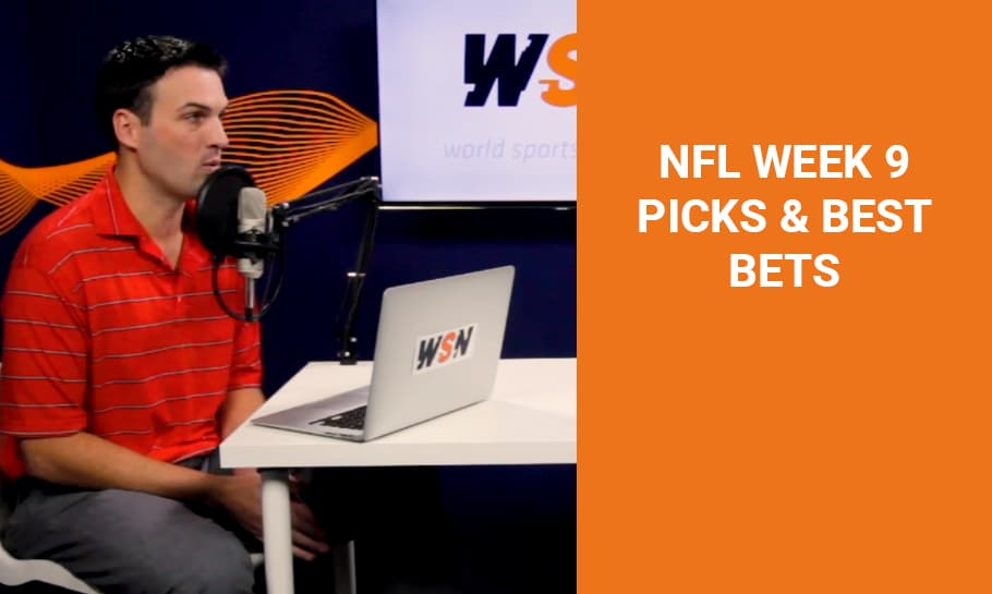 NFL Picks Episode 9 (w/ The Green Men)