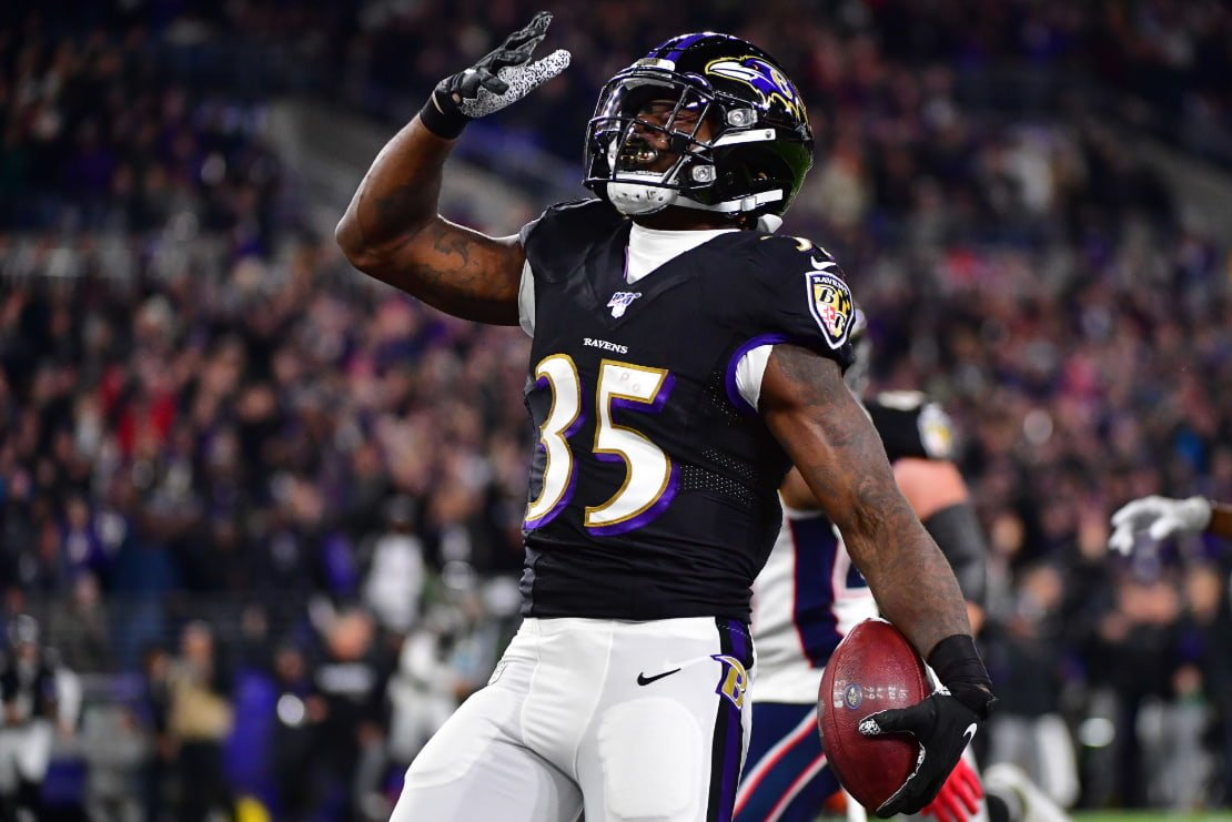 Baltimore Ravens Week 10