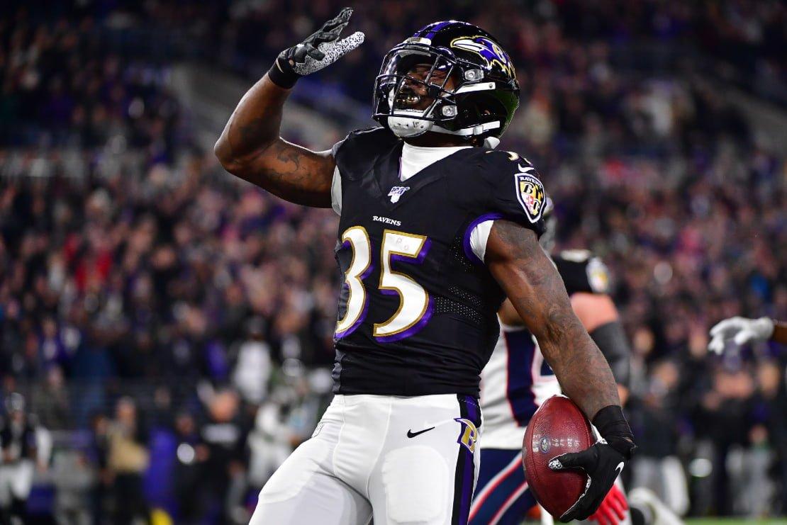 Baltimore Ravens Week 10