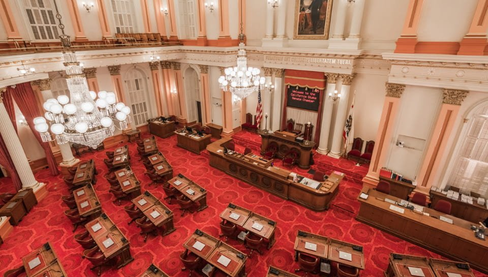 California Legislators Sports Betting