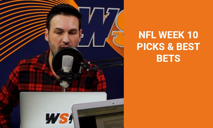 NFL Picks Episode 10 (w/ The Green Men)