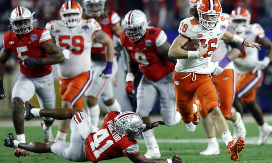 2020 CFP Championship Preview