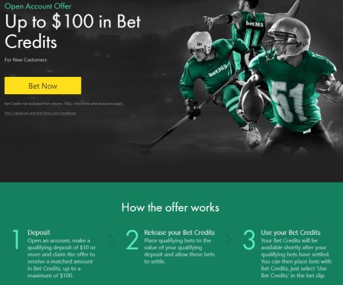 bet365 Promo Super Bowl