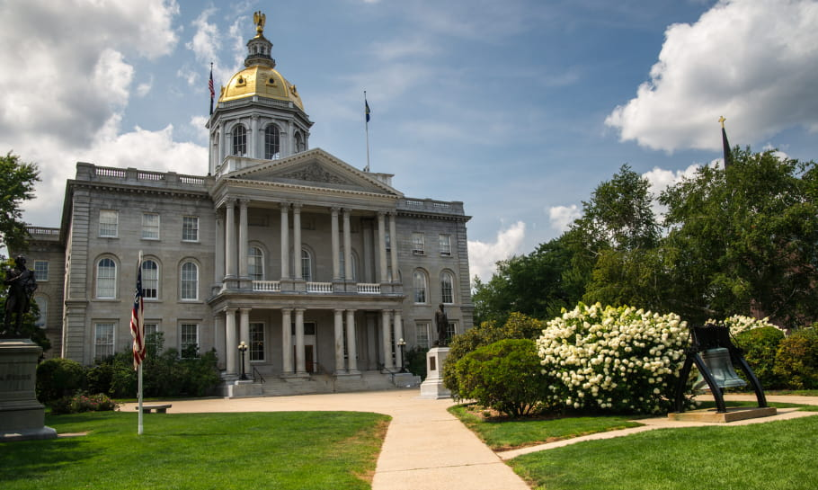 New Hampshire Online Bettng