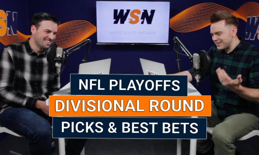 NFL Playoffs 2020 Divisional Round Picks & Best Bets (w/The Green Men)
